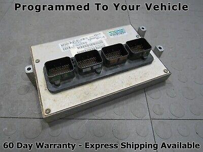 Engine Computer Programmed Plug/&Play 2003 Dodge Ram Truck 56028737AE 4.7L AT ECM