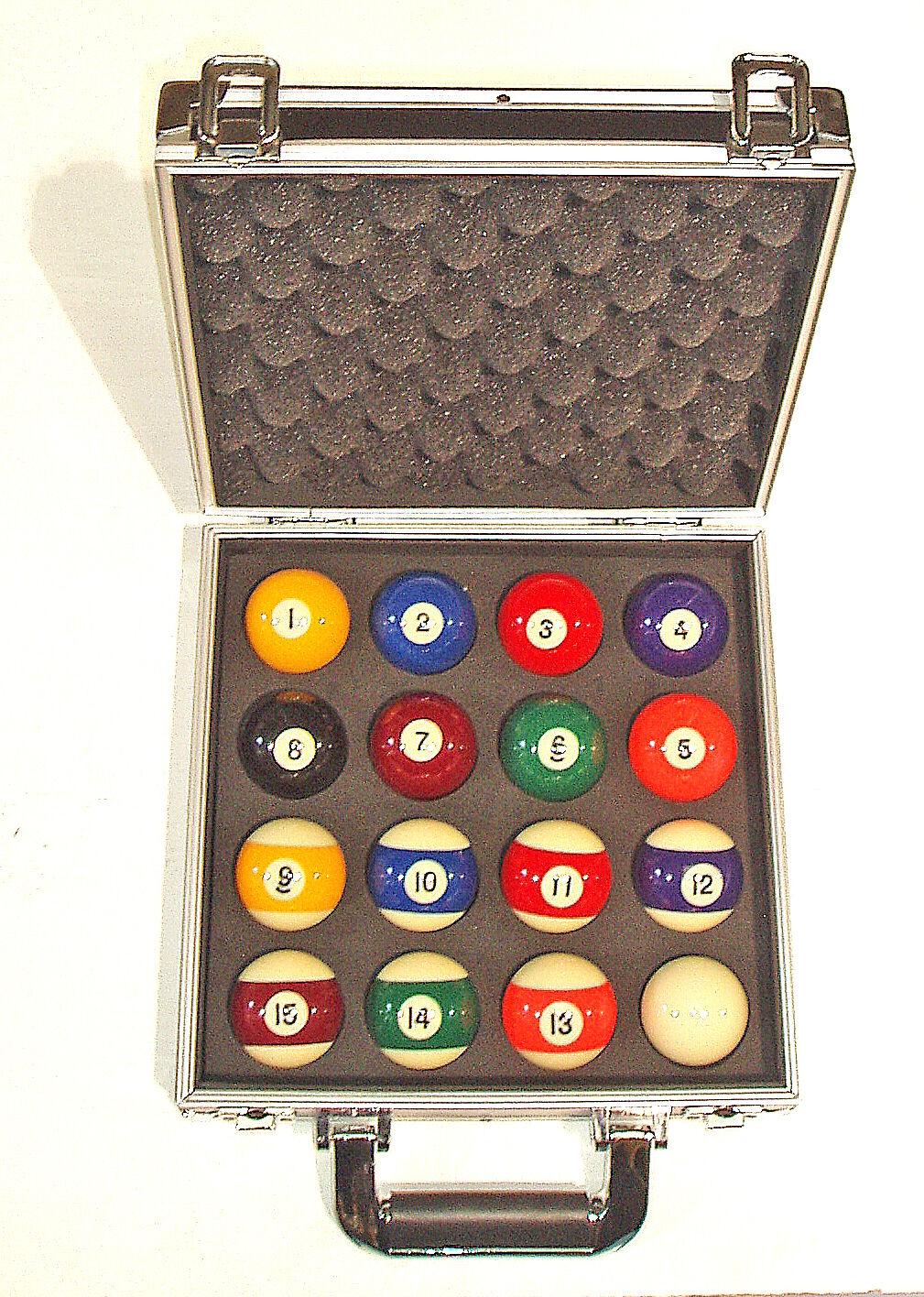 Varios Tipos American  5.7cm Bolas de Billar Suministrados en un Estuche  comprar descuentos