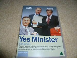 Yes Minister  Series 1 DVD 2001 - <span itemprop='availableAtOrFrom'>Princes Risborough, United Kingdom</span> - Yes Minister  Series 1 DVD 2001 - Princes Risborough, United Kingdom