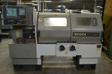 Ecoca Pc 1840e Teach In Cnc Lathe Parts Or Repair Machine