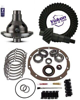 Duragrip Differential for Ford 8 with 28 Spline Axle Yukon Gear /& Axle YDGF8-28-AG