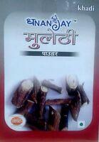 Khadi Natural Herbs Mulethi Powder - 125 Gm Stock May 2016 Fast Shipping