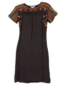NEW Bob Timberlake Women/'s Embroidered Sleeve Dress Size 2XL $68 Retail