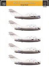 sd72002/ S.B.S Model - Decals - MiG-15UTI - Finnische Luftwaffe - 1/72 - TOPP