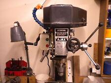 AJAX DRILL/MILLING MACHINE MANUAL. MD 15/20/30, ON CD.