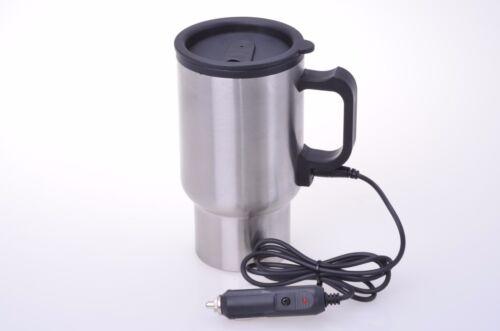 12 V Gobelet Thermos kaffebecher Potable Tasse Acier Inoxydable 400 ml