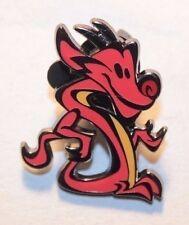 Disney Parks Pin Cute Characters Stylized Cartoon Mystery Mushu Mulan
