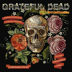 Grateful-Dead-Daydreams-And-Sunshine-UK-IMPORT-CD-NEW