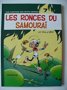 RE-Les-Petits-hommes-7-Les-ronces-du-Samourai-Seron-Dupuis
