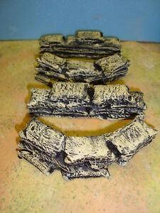 K3 Rourke La Dérive Des Sacs De Sable Et Zulu War échelle 1.32. Pour Dioramas Et Paysages.-afficher Le Titre D'origine MatéRiaux De Choix