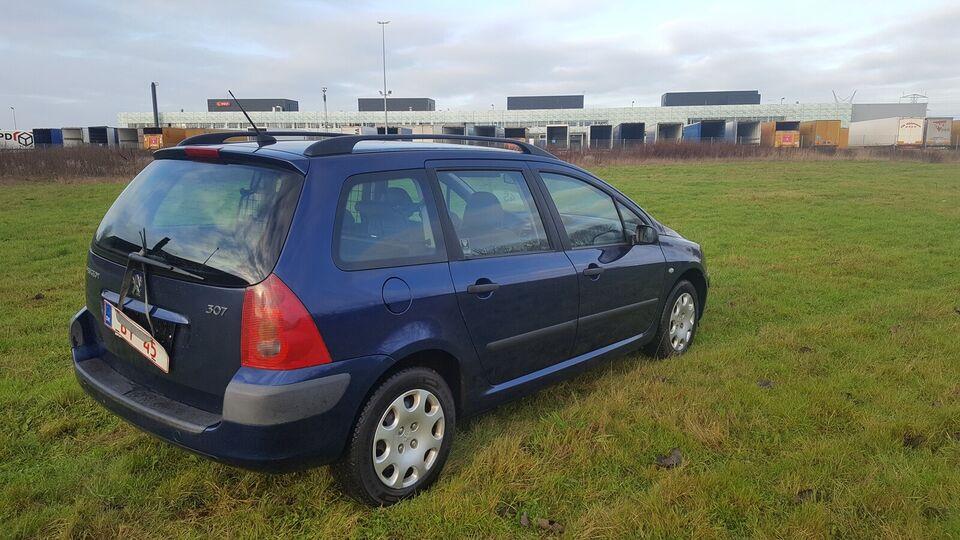 Peugeot 307, Benzin, 2004