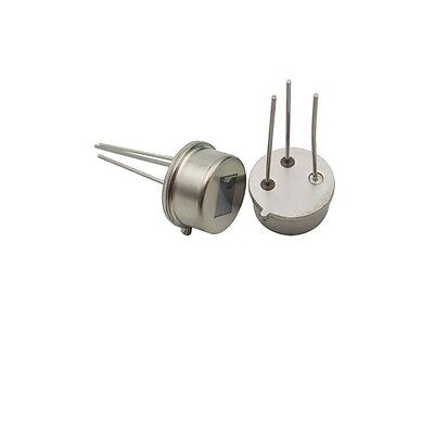2 PCS OriginalD203S D203 TO-5 PIR Infrared Radial Sensor