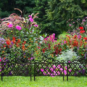 g rtner p tschke beetzaun le jardin 5er set ebay. Black Bedroom Furniture Sets. Home Design Ideas