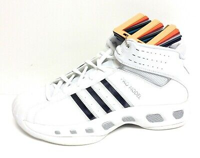 Womens Adidas Team Color 043709 Pro Model 2007 DS Basketball Sneakers Shoes | eBay