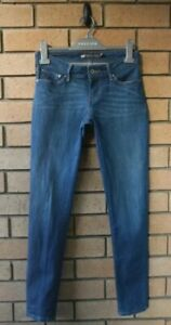 Levis-Demi-Curve-Modern-Rise-Skinny-Womens-Jeans-Denim-Size-0-25