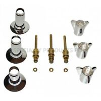 Replacement Kit For Delta Faucet Two Handle Faucet Repair