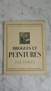 Album Arte - Medecines E Peintures - N°5 - Prud'Hon