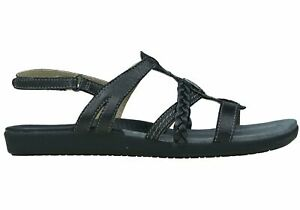 Brand-New-Planet-Shoes-Boost-Womens-Comfortable-Leather-Supportive-Flat-Sandals