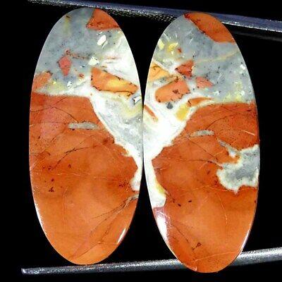 Very Rare Maligano Jasper Cabochon Top Quality Hand Polish Gemstone Semi Precious Jewelry making Maligano Jasper Oval 30 Ct 35 X 21 mm #1975