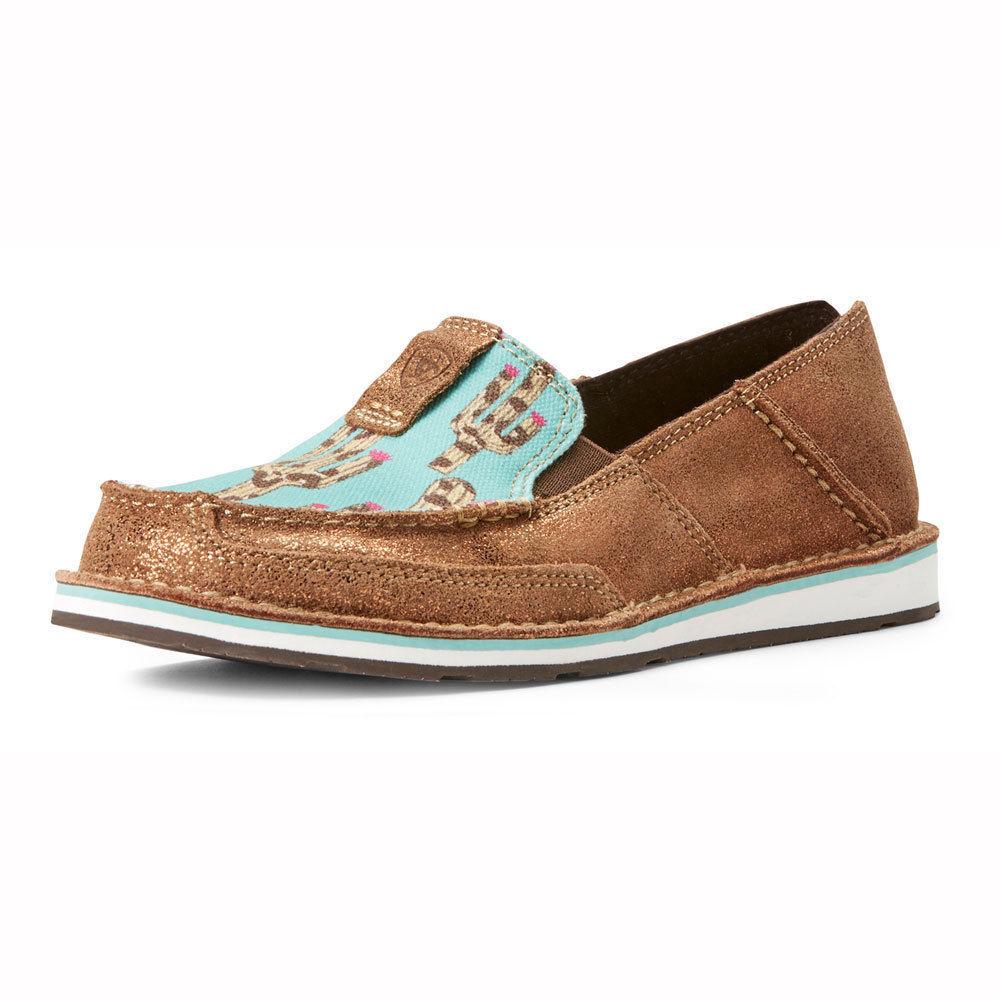 10027352 Ariat Women's Cactus Cruiser shoes NEW