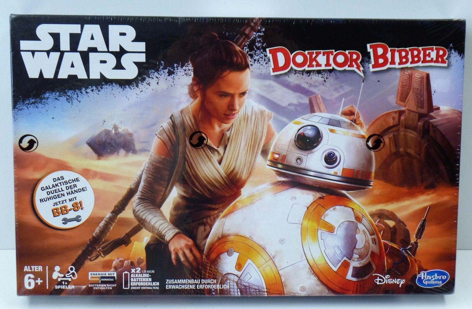 Hasbro - Star Star Star Wars Docteur Bibber avec BB-8 Pas dans le Commerce Disponible - 6a5acf