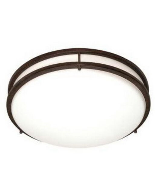 Charleston Oil Rubbed Bronze Semi-Flush Mount Ceiling Light Fixture #10001