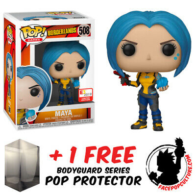Maya Pop FunKo Free Shipping! Borderlands Vinyl