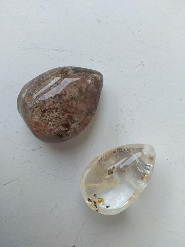 Smykker og sten, Quarts dråber