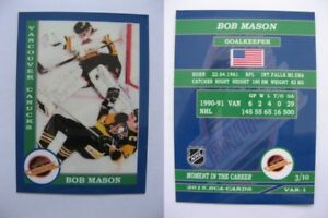 2015-SCA-Bob-Mason-vancouver-canucks-goalie-never-issued-produced-d-10-rare