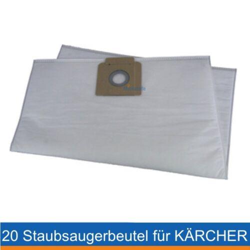 T9//1 Bp Classic 6.904-335.0 20 Staubsaugerbeutel Filtertüten für Kärcher T9//1