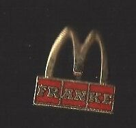 Pin's Franke (manufacture suisse) / Mac Donald's
