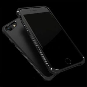 cheap for discount 685f3 4231b Details about Aluminum Metal Bumper Cover Shockproof Phone Case For iPhone  5S SE 6S 6 7 8 Plus