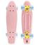 "22/"" Xootz PP Skateboard-Rosa Pastello"