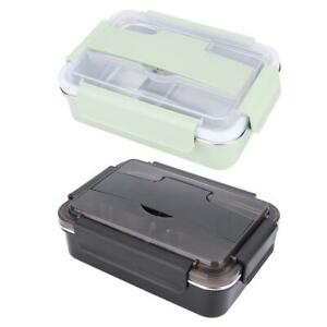 Portable-Stainless-Steel-Bento-Lunch-Box-Leak-Proof-School-Food-Container