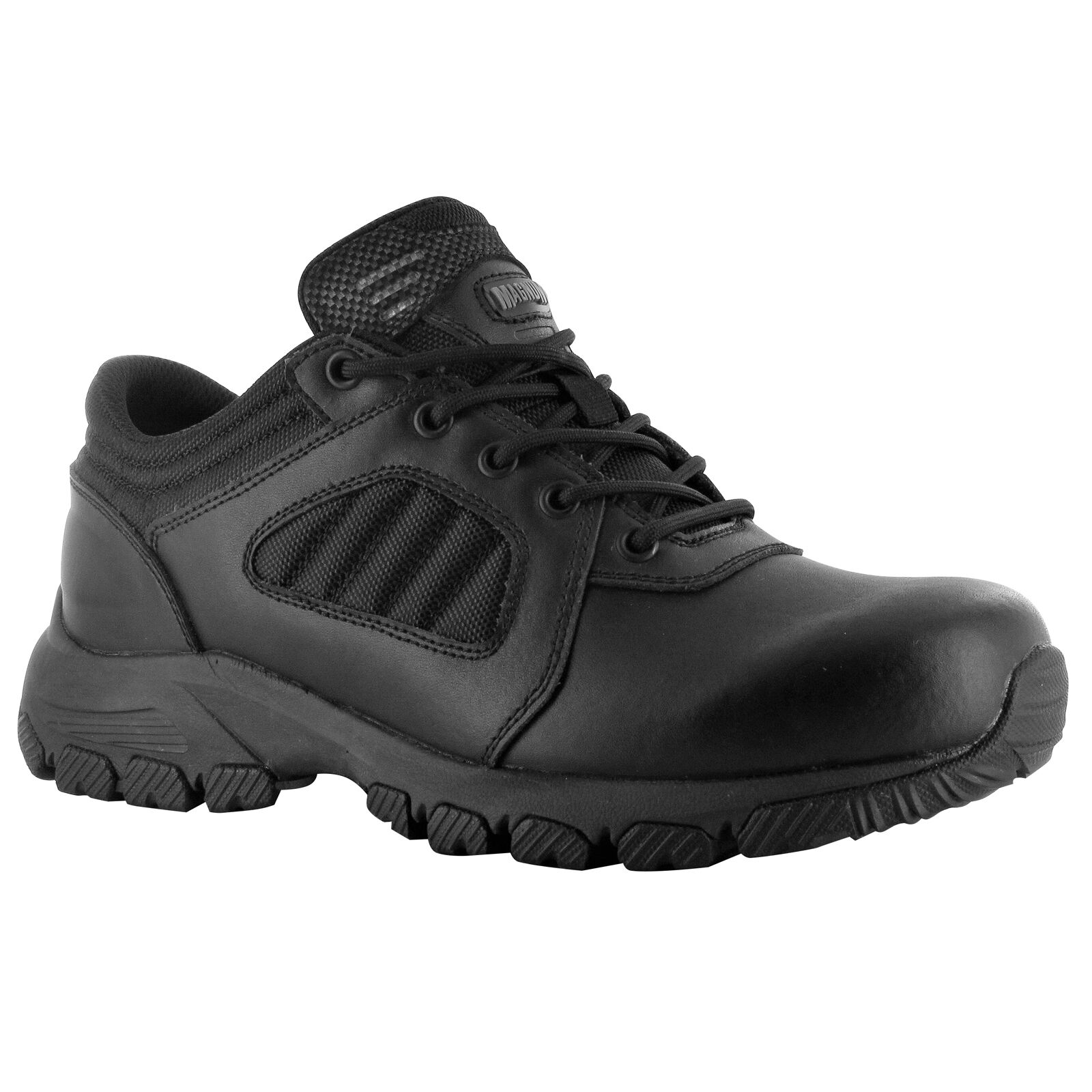 HI-TEC - Magnum Lynx 3.0 Black Schuhe Herren Boots Ranger Security Polizei Paint