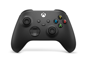 Genuine Microsoft Wireless Controller for Xbox Series X & S - Carbon Black