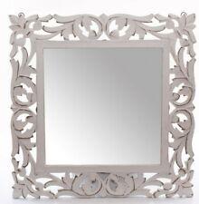 20,5 x 20,5 cm decorazione e specchio da parete Wohaga 8 piastrelle specchiate