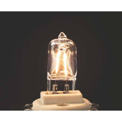 Halogen Capsule Lamps G9 410lm 230V 30W 4 Pack NEW