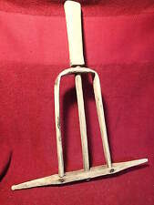 19 century NICE SHAPE STRING YARN WINDER BENDED WOOD WOODEN TOOL EUROPE