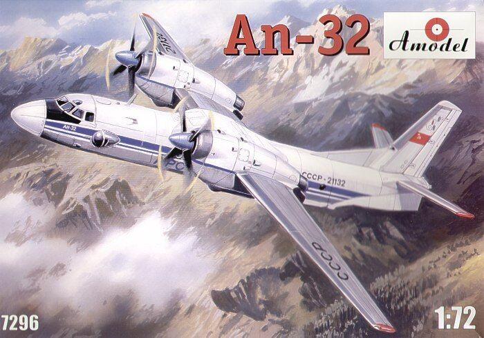 Amodel 1 72 Antonov An-32