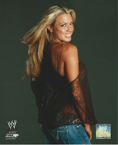 COURTNEY-WWE-WRESTLING-8x10-AUTHENTIC-DIVA-PHOTO-NEW-610