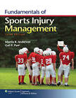 Fundamentals of Sports Injury Management by Marcia K. Anderson, Gail P. Parr (Paperback, 2011)