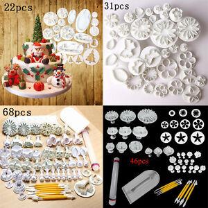 Fondant-Cake-Decorating-Flower-Sugarcraft-Cutter-Set-Tools-Cookies-Icing-Mold