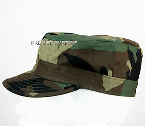 7da48d1f7d6 Image is loading US-Army-Woodland-Camo-BDU-Winter-Cold-Weather-