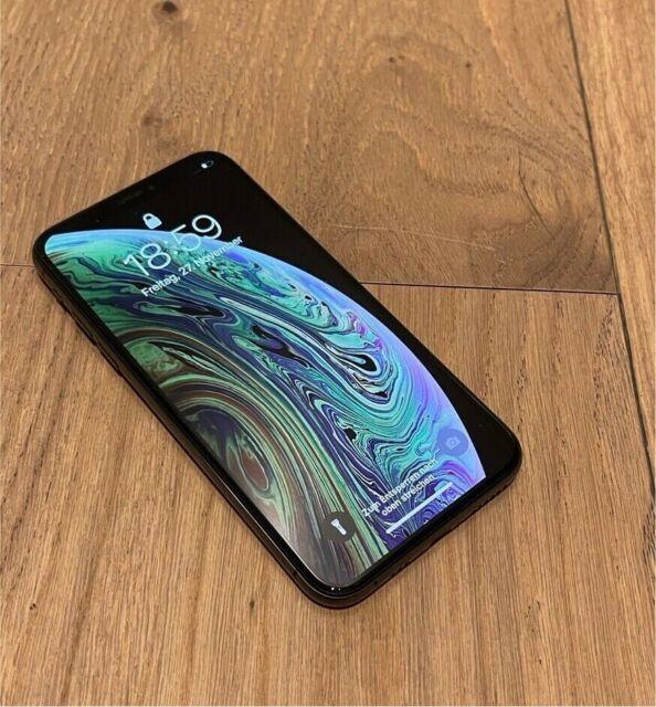 Apple iPhone XS - 256 Go-Space Gris (Sans Simlock) a2097 (GSM) + enveloppes