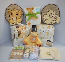 Lion King: Jungle Wild About You Baby Crib Bedding 15-Pc. Packet by Disney Baby