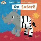 Flip Flap - On Safari by Philip Dauncey (Board book, 2014)