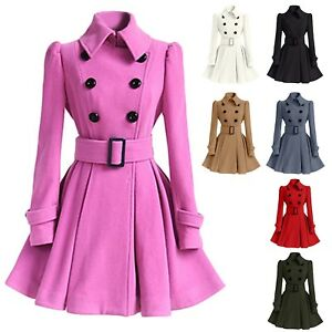 Cappotto-Giacca-Donna-Woman-Vintage-Coat-Jacket-COAT003-P