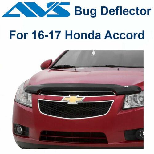 AVS Carflector Bug Deflector Hood Shield For 2016-2017 Honda Accord Sedan #20678