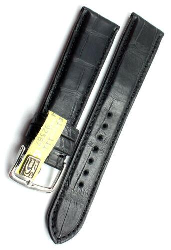 20mm Top Louisiana ALLIGATOR BAND Handmade GERMANY KROKOBAND Uhrenarmband 20/18
